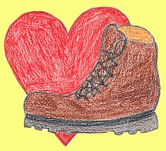 Wandern mit Herz